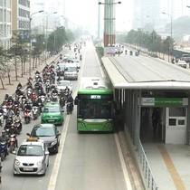 Hà Nội có nguy cơ gia tăng ùn tắc vì... buýt nhanh BRT