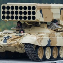 Những tổ hợp pháo phản lực đáng sợ nhất của Nga