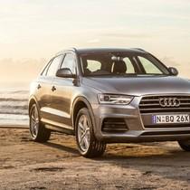 Lỗi đèn phanh, mẫu xe sang Audi Q3 bị triệu hồi