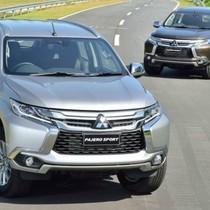 Mitsubishi liên tiếp triệu hồi 2 dòng xe Outlander Sport và Pajero Sport