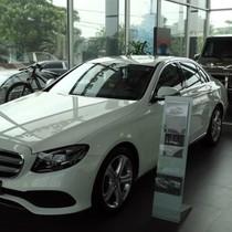 Hơn 1.200 xe Mercedes tại Việt Nam bị triệu hồi