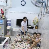 Sở hữu ngôi nhà nhỏ là mơ ước của nhiều công nhân