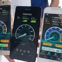 """4 nhà mạng trong cuộc đua """"lên đời"""" 4G: Ai đang """"yếu sóng""""?"""