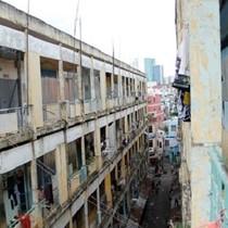 """TP.HCM """"chốt"""" chủ đầu tư dự án tái định cư chung cư 50 năm tuổi"""