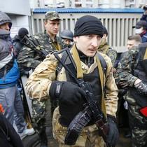 Tình báo Ukraine tiết lộ băng ghi âm người Nga chỉ đạo nổi dậy miền Đông
