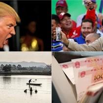 Thế giới 24h: Mỹ - Trung khẩu chiến nảy lửa; Venezuela đột ngột hoãn đổi tiền