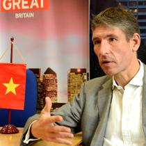 """Đại sứ Anh: """"Anh có Thủ tướng mới, nhưng mối quan tâm dành cho Việt Nam không đổi"""""""