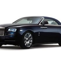 """Rolls Royce ra mắt mẫu xe mui trần """"yên lặng"""" nhất thế giới"""