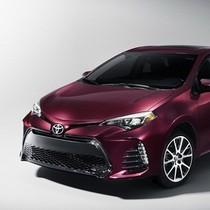 Xem phiên bản 2017 của Toyota Corolla với nhiều nâng cấp