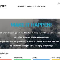 [TekINSIDER] FundStart: Cách để người dùng có thể hỗ trợ startup đơn giản nhất