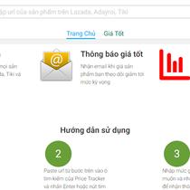 [Ứng dụng cuối tuần] Cách nhanh nhất để khảo giá sản phẩm trên trang thương mại điện tử Việt