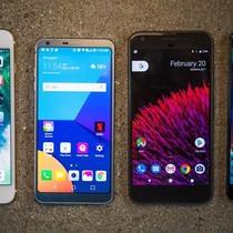 LG làm G6 không phải để cạnh tranh với Samsung mà để cạnh tranh với iPhone?