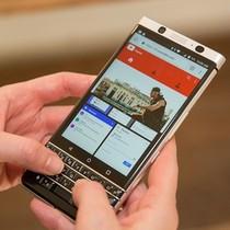 BlackBerry, Nokia, Motorolla nổi bật hơn cả Samsung tại triển lãm di động thế giới