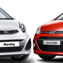 Công nghệ 24h: 3 mẫu ô tô giá rẻ bán chạy nhất hiện nay hơn kém nhau ra sao?