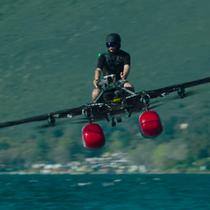 """""""Ô tô bay"""" của đồng sáng lập Google đã có thể hoạt động"""