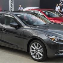 Công nghệ 24h: Mazda 3 ra mắt phiên bản nâng cấp tại Malaysia