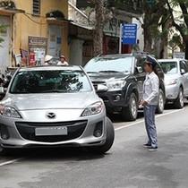 [Ứng dụng cuối tuần] Cách tìm điểm đỗ xe trên phố Hà Nội ngay trên smartphone