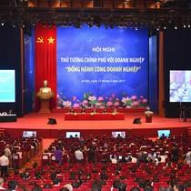 """Toàn cảnh """"Hội nghị Diên Hồng"""" Thủ tướng với cộng đồng doanh nghiệp"""