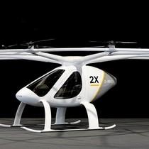 Chi tiết mẫu taxi bay sẽ được thử nghiệm vào cuối năm nay