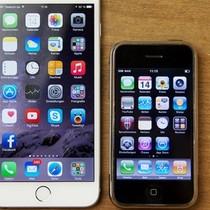 """Công nghệ 24h: Chiếc iPhone đầu tiên cách đây 10 năm """"lép vế"""" so với các điện thoại khác"""