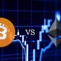 Bitcoin và Ethereum đang dần thay vị trí của vàng