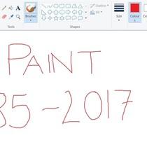 """Phần mềm Paint sẽ bị Microsoft """"khai tử"""""""