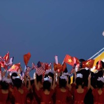 [Video] Tổng thống Donald Trump đến Hà Nội
