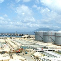Khởi động dự án lọc hóa dầu Vũng Rô 3,2 tỷ USD