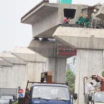 Nhà thầu Trung Quốc đội vốn: Xây dựng nói trách nhiệm Giao thông!