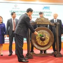 Công ty chứng khoán của Ngân hàng Quân đội chính thức lên sàn HNX