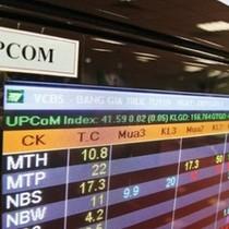 HNX sẽ phân bảng UPCoM theo quy mô vốn từ ngày 24/6