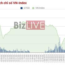 Chứng khoán chiều 11/7: Thị trường hồi lại, HBC còn tăng trần