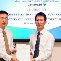 VCBS thay Tổng Giám đốc