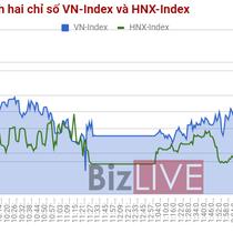 Chứng khoán chiều 25/8: Nhiều cổ phiếu BĐS trở mình tăng mạnh cùng FLC