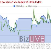 Chứng khoán chiều 29/8: Thị trường cuối phiên bị đạp, HBC trở lại đỉnh cũ