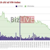 Chứng khoán sáng 11/9: Cổ phiếu lớn mải đẩy VN-Index, bỏ quên HNX