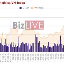 Chứng khoán sáng 27/9: VN-Index mất điểm do thiếu trụ