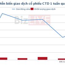 [Cổ phiếu nổi bật tuần] CTD - xu hướng đầu tư cổ phiếu đầu ngành