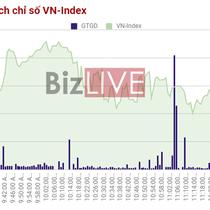 Chứng khoán sáng 13/11: VNM bùng phát giao dịch, HOSE lại đứng trước phiên giao dịch hơn 10.000 tỷ đồng