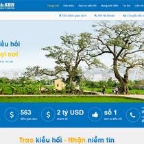 Sacombank – SBR công bố giao diện mới