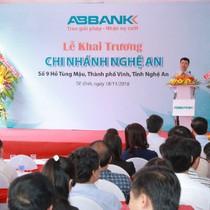 ABBANK khai trương chi nhánh Nghệ An cùng nhiều Phòng giao dịch trên toàn quốc