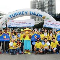 VietBank đồng hành cùng nụ cười Việt - TURKEY DASH 4