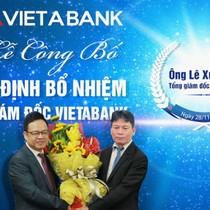 VietABank có tân Tổng giám đốc