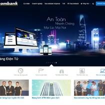 Sacombank ra mắt giao diện mới