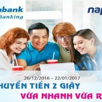 Chuyển tiền nhanh 2 giây – nhận tiền tặng từ Sacombank