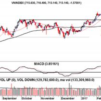 Vn-Index có lạc quan vì giá cả nhiều hàng hóa phục hồi nhẹ?
