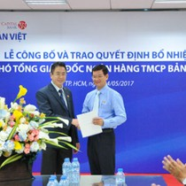 Ngân hàng Bản Việt có thêm Phó Tổng giám đốc mới