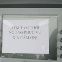 Buộc ATM của các ngân hàng phục vụ ban đêm