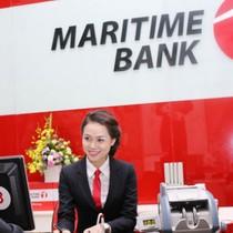 MaritimeBank: Quý I/2017 lỗ 31 tỷ đồng, cho vay giảm 5,3%