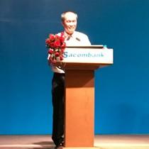 Thêm Sacombank, ông Dương Công Minh đang là Chủ tịch HĐQT của 5 công ty